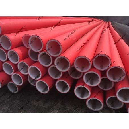 Труба двухслойная DN 200 стенка 18.2 мм ЭНЕРГОПАЙП Тип-1