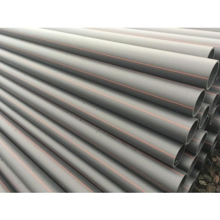 Труба ТЗК (труба защитная кабельная) 110 *8,1 тип СТ (отрезки 12м)