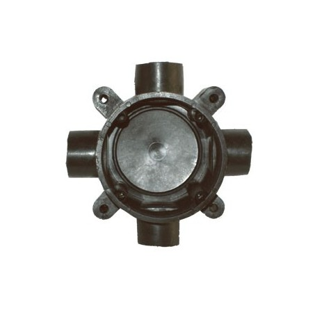 Коробка электромонтажная КУ-3 (уп. 250шт)