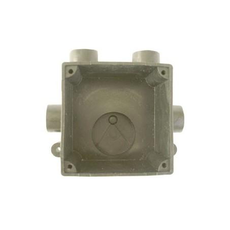 Коробка электромонтажная КО-3 (уп. 100шт)