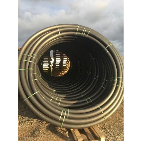 Труба ПНД Техническая 110 *5,3 SDR 21 (отрезки 12м)