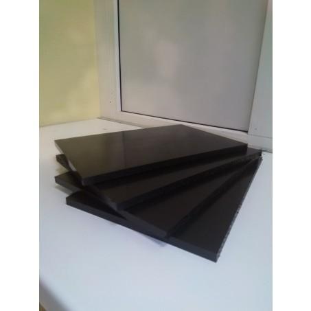 Лист полипропилен (PND) PP цветной10*1500*3000 (41.40кг)